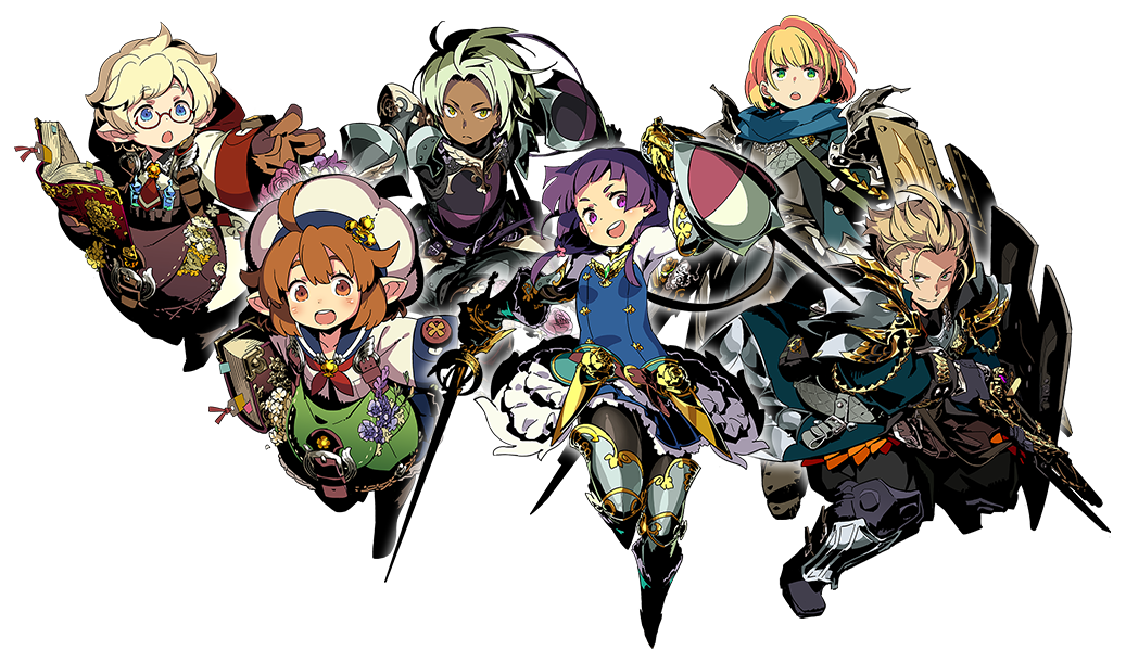 Etrian Odyssey V test nintendo 3ds blog gaming