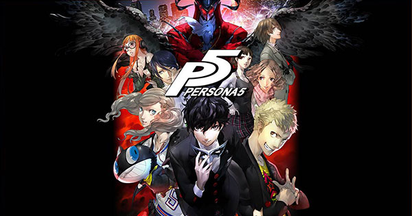 Persona® 5 for PlayStation®3 and PlayStation®4!