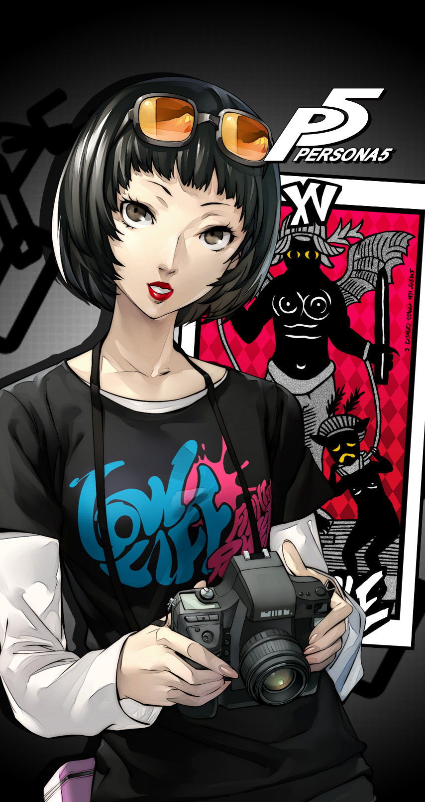 Persona® 5 Mobile Wallpapers