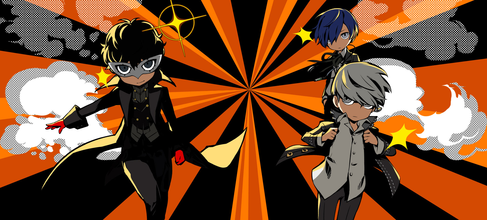 All-out Attack Generator | PQ2 - Persona Q2:New Cinema Labyrinth