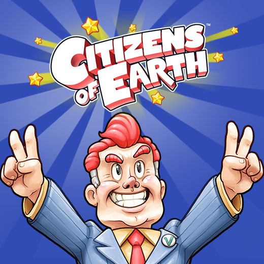 Citizens of Earth Image
