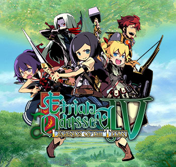 Etrian Odyssey IV: Legends of the Titan Image