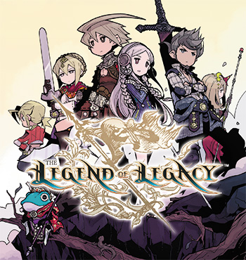 The Legend of Legacy Image