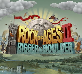 Rock of Ages II: Bigger and Boulder Image