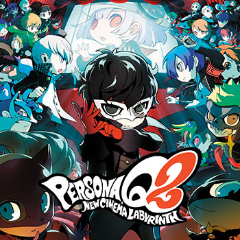 Persona Q2: New Cinema Labyrinth Image