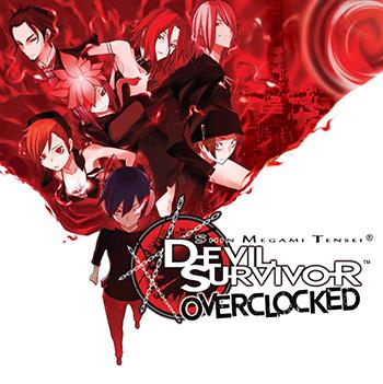 Shin Megami Tensei: Devil Survivor: Overclocked Image