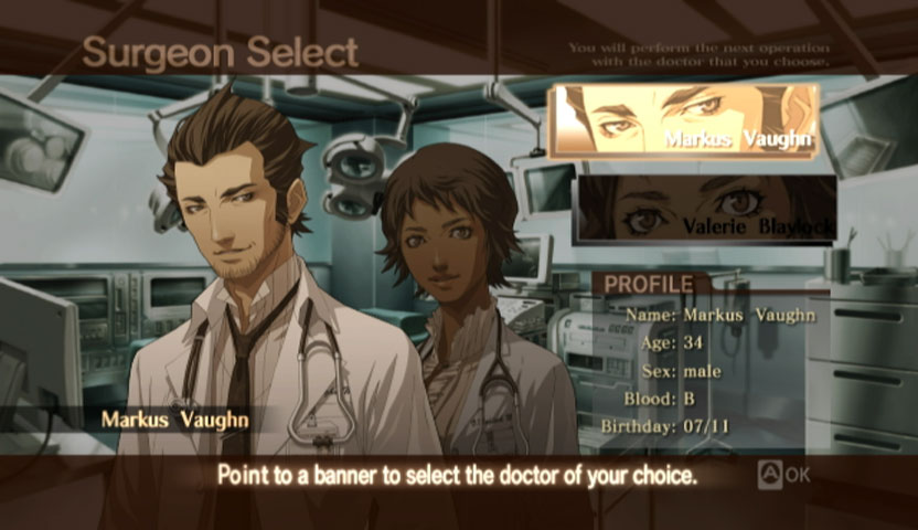 Trauma Center New Blood Image