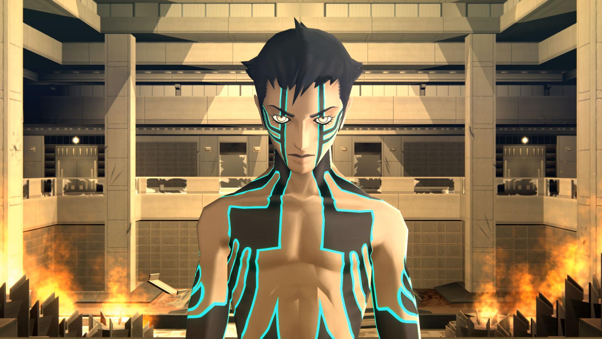 Shin Megami Tensei III Nocturne HD Remaster Image